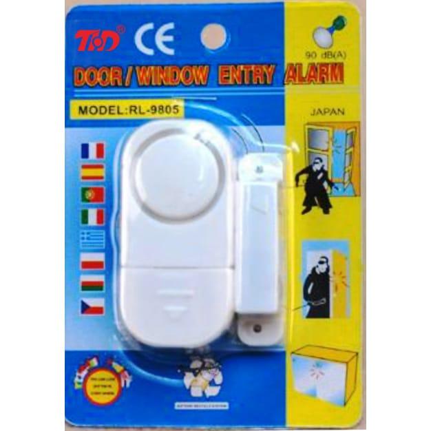 Doorwindow Entry Alarm Rl 9805 Thd Hardware And Stationery